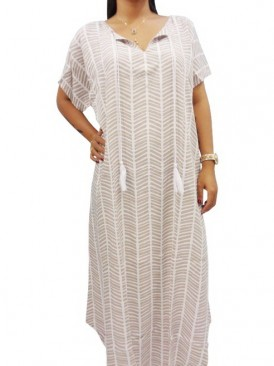 Jm4828 Long Kaftan Dress Bali